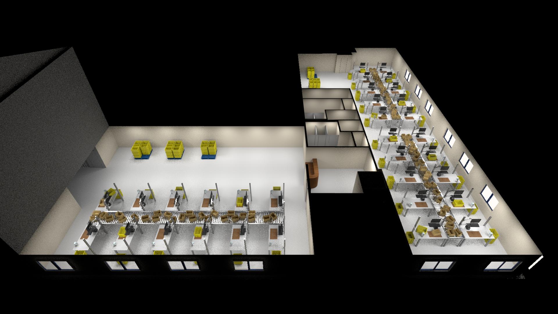 Cross Green desks